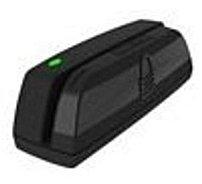 Magtek 21073062 Centurion Secure Card Reader Authenticator Usb Bi-directi - Black