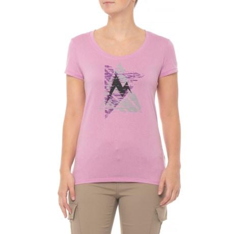 Post Time T-shirt - Upf 30, Short Sleeve (for Women)