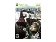 Resonance Of Fate Xbox 360 Game