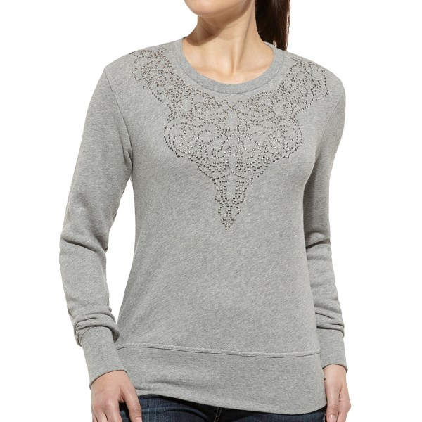 Ariat Flores Sweatshirt - French Terry (For Women)