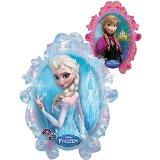 1 X Disney Frozen Double Sided Mirror 25