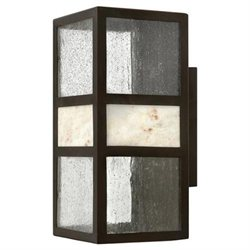 Hinkley Sierra Spanish Bronze Outdoor Wall Sconce