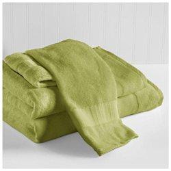 Ultra-Soft Bamboo Towels