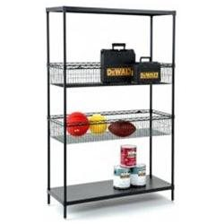 Garage Shelf Unit - Perfect for organizing any mess