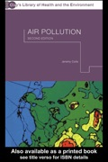 Air pollution is a universal problem with consequences ranging from the immediate death of plants and people to gradually declining crop yields and damaging buildings.