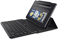 B WELL SPACED KEYS FOR TYPING ACCURACY  b   p The QODE Portable Keyboard Case makes it easy to use your Kindle Fire 7 Inch HD or HDX for drafting emails, word processing, or messaging friends