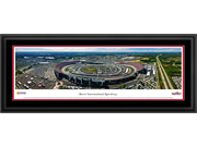 Dover International Speedway - Deluxe Framed Panoramic Print