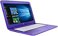 Hp Stream P3u34ua 13-c120nr Notebook Pc - Intel Celeron N3050 1.6 Ghz Dual-core Processor - 2 Gb Ddr3l Sdram - 32 Gb Emmc Hard Drive - 13.3-inch Display - Windows 10 Home 64-bit - Violet Purple