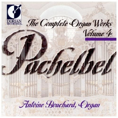 Organ Works-Comp-Vol. 4