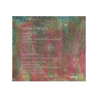 Gerald Resch: Collection Serti; Figuren; Ein Garten. Pfade, die sich verzweigen; Cantus Firmus (Music CD)