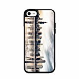 Chicago City View Plastic Fashion Phone Case Back Cover iPhone 5c