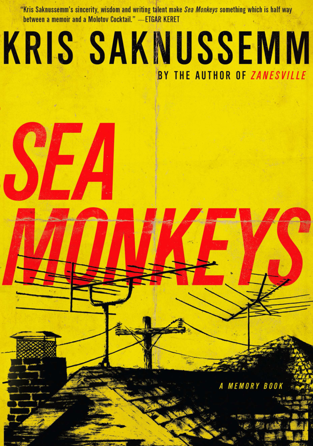 Sea Monkeys (ebook)