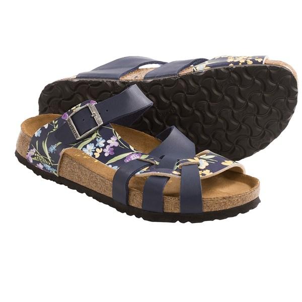 Papillio by Birkenstock Pisa Sandals - Birko-flor(R) Simply Flowers, Soft Footbed (For Women)