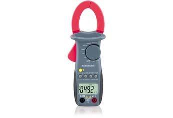 RadioShack® True-RMS Digital Clamp-on Multimeter