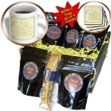 cgb_109973_1 Florene Decorative II - Map Of The Clans Of Scotland - Coffee Gift Baskets - Coffee Gift Basket