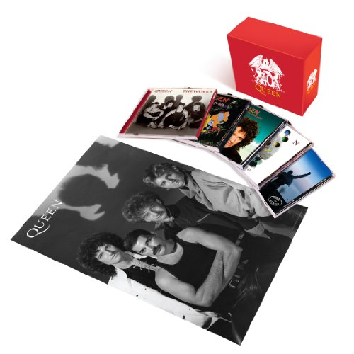 Queen 40 Limited Edition Collector's Box Set Volume 3