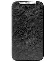 Iluv 639247784864 Icc734 Flip Holster Case For Iphone 4 - Black