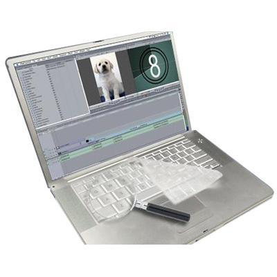 Kb Covers Cv-p-clear Clear Keyboard Cover For Powerbook And Macbook