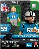 Luke Kuechly NFL Carolina Panthers Oyo G2S1 Minifigure
