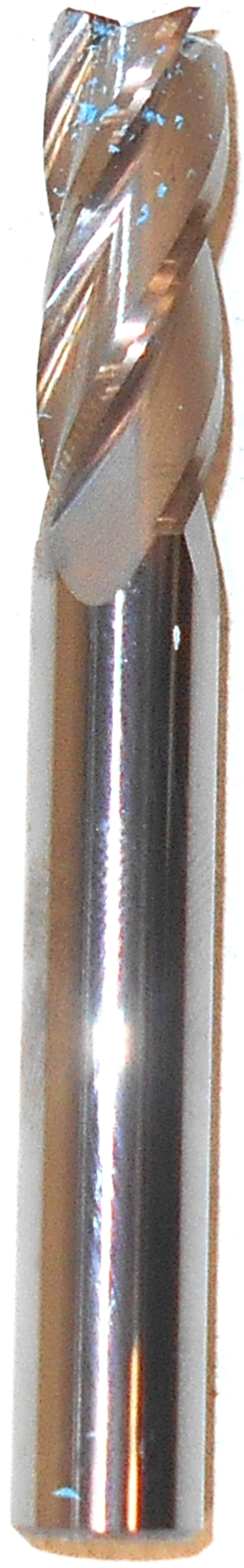 Sgs Tools 691781401492 4 Flute End Mill - 8mm Diameter - 20mm Length - Uncoated