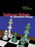 Subdivision Methods for Geometric Design provides computer graphics students and designers with a   comprehensive guide to subdivision methods, including the background information required to grasp underlying concepts, techniques for manipulating subdivision algorithms to achieve specific effects, and a wide array of digital resources on a dynamic companion Web site