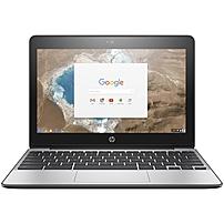 "Hp Chromebook 11 G5 11.6"" Touchscreen Chromebook - Intel Celeron N3050 Dual-core (2 Core) 1.60 Ghz - 4 Gb Lpddr3 - 16 Gb Flash Memory - Chrome Os (english) - 1366 X 768 - In-plane Switching (ips) Technology - Intel Hd Graphics Lpddr3 - Bluetooth - English X9u05ut"