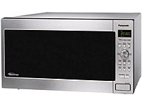 Panasonic Nn-sd762s 1250 Watts Microwave Oven - 1.6 Cubic Feet - Stainless Steel