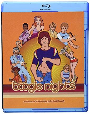 Mark Wahlberg & Heather Graham & Paul Thomas Anderson-Boogie Nights