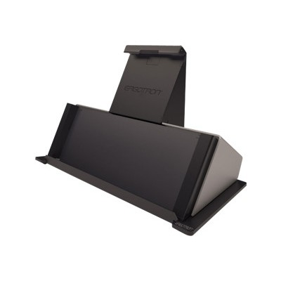Ergotron Mldkycg Dock Locker - Secure Table Stand - Gray  Black - For Microsoft Surface Pro