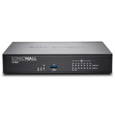 Sonicwall 01-ssc-0505 Tz400 Secure Upgrade Plus With 3 Years Cgss