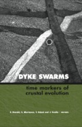 Dyke swarms are remnants of large igneous provinces, and are pointers of continental break-up events, as well as indicators for ancient continental reconstructions