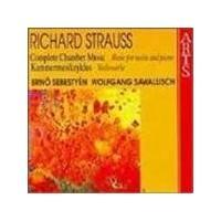 R. Strauss: Chamber Works, Volume 5