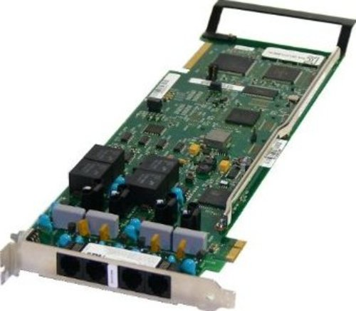 Dialogic 887-491 D41jctlsew Combined Media Board - 4-port - Pci Express