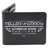 Buckle-Down Sons of Anarchy Men's Bi-fold Wallet (PUW-SAE)