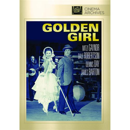 Golden Girl Dvd Movie 1951