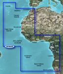 Garmin 010-c0749-10 Garmin Bluechart G2 - Haf003r - Western Africa - D