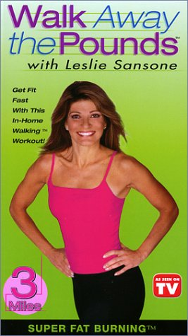 Leslie Sansone - Walk Away the Pounds - Super Fat Burning [VHS]