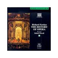 Richard Fawkes - The History Of Opera (Music CD)