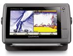 Garmin Echomap 70s Us Lake Chart W/ Tm Transducer Chartplotter Sounder