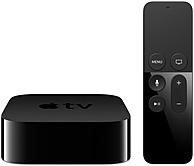 Apple Mgy52ll/a 4th Generation Apple Tv - 32 Gb Storage - 1920 X 1080  - Wi-fi - Hdmi