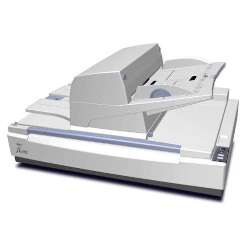 Fujitsu fi-5750C Sheetfed Scanner - 600 dpi Optical - 24-bit Color - 10-bit Grayscale