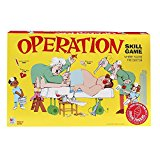Milton Bradley Classic Operation Skill Board Game, Ages 6 and up (Amazon Exclusive)