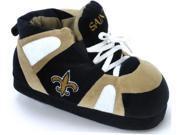 Comfy Feet - NOS01XL - New Orleans Saints Slipper - X Large - 10 - 11.5