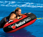 """""""Sportsstuff Outlaw Triangle Brand New Includes 90 Day Warranty, The Sportsstuff 531126 is mainly designed to provide the full and the highest water sport experience to you"""
