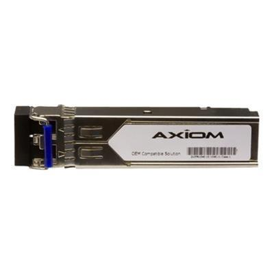 Axiom Memory Axg91018 Sfp (mini-gbic) Transceiver Module ( Equivalent To: Hp J4858b ) - 1000base-sx - Lc Multi-mode - Up To 1800 Ft - 850 Nm - For Hpe 1700  20p
