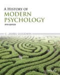 The enhanced 5th Edition of Goodwin's series, A History of Modern Psychology, explores the modern history of psychology including the fundamental bases of psychology and psychology's advancements in the 20th century