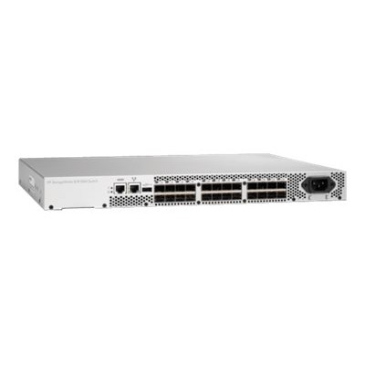 Hewlett Packard Enterprise Am867c#aba 8/8 (8) Full Fabric Ports Enabled San Switch - Switch - Managed - 8 X 8gb Fibre Channel Sfp  - Rack-mountable