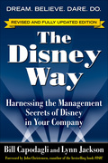 """""""So useful you may whistle while you work""""- Fortune The original edition of The Disney Way was awarded a coveted """"Best Business Book of the Year"""" by Fortune magazine"""