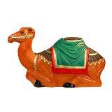 Nativity Scene Camel with Light