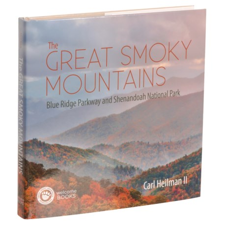 The Great Smoky Mountains, Hardcover Book